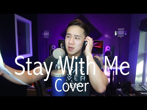STAY WITH ME [GOBLIN (도깨비) OST] - Chanyeol & Punch English/Korean | Jason Chen Cover