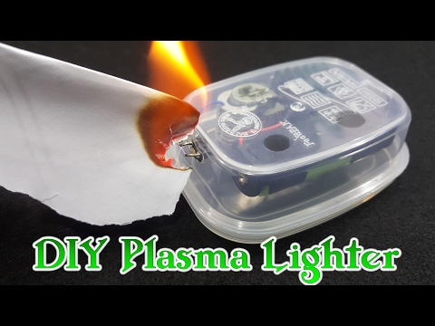 DIY Plasma Lighter