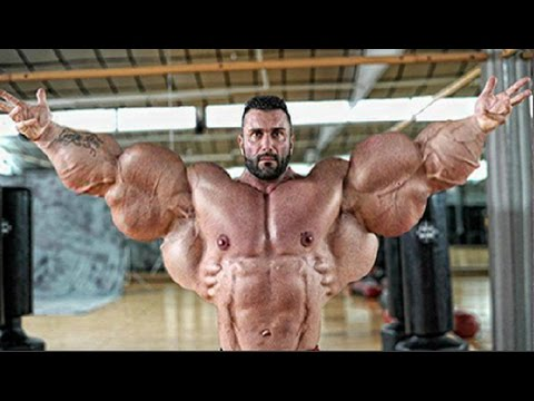 TOP 5 Freakiest Bodybuilders Ever In Bodybuilding History
