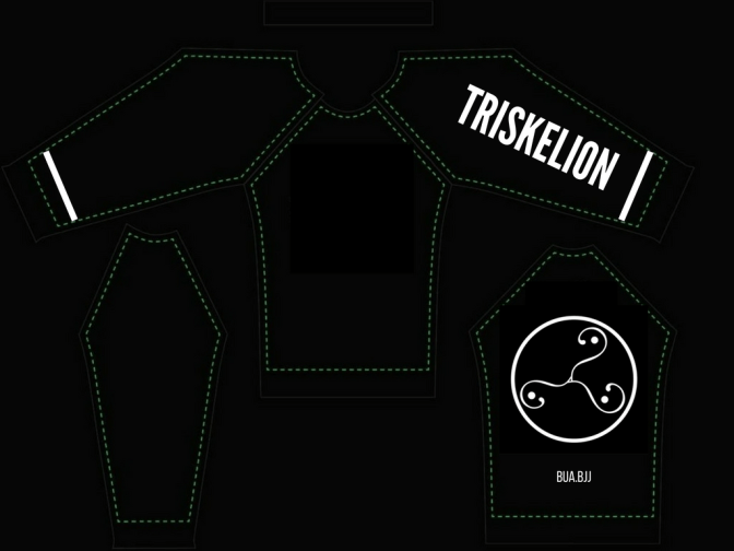 Sample Rash guard #1