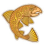 Buadh - Salmon of knowledge