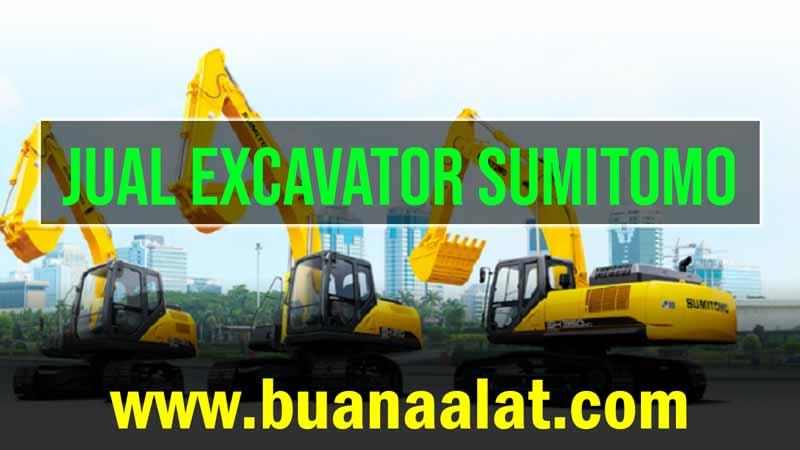 Jual Excavator Sumitomo