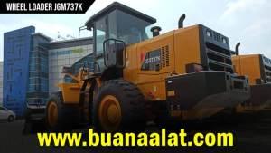 Jual Wheel Loader JGM737K