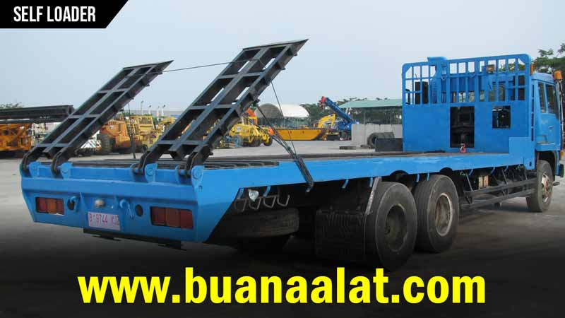 Sewa Rental Self Loader Murah