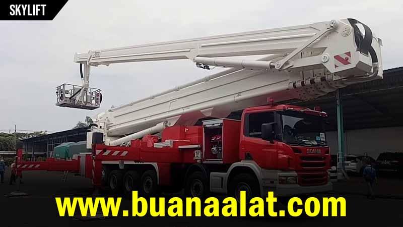 Sewa Rental Skylift Murah