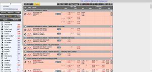 Tabel Halaman Utama Winning FT Sports White Label