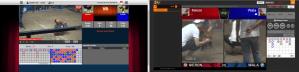 Menggunakan 2 Halaman Jendela Browser Internet
