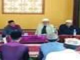Abu Tumin Laksanakan Pengajian Mengenai Hukum Islam Dan Hukum Nikah Di Abdya
