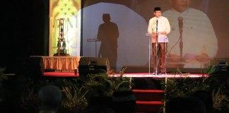 Wagub Buka Pekan Keterampilan dan Seni Pendidikan Agama Islam