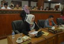Darwati A Gani Digantikan Oleh Irwansyah Sebagai anggota DPRA ini Alasanya