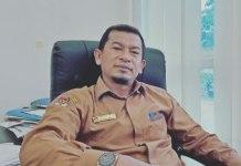 Sekretaris KIP Aceh Jaya Rasyidin