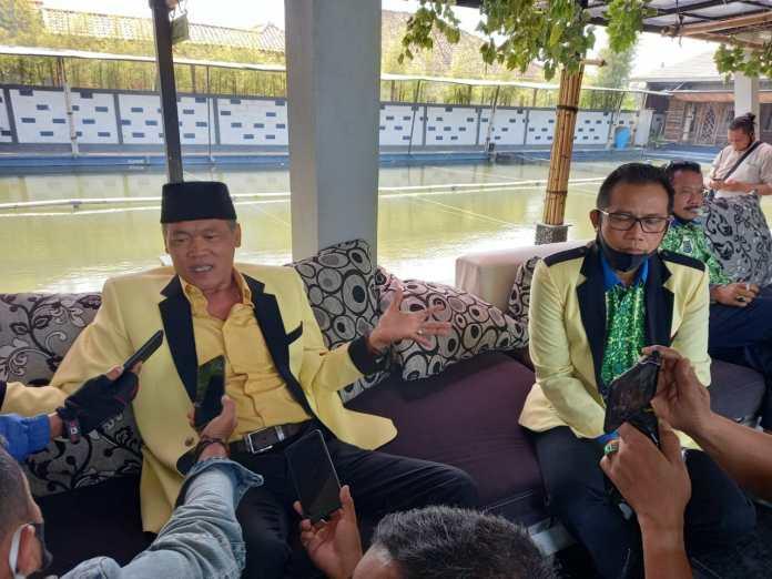 Apdesi Kabupaten Garut Gelar Rakerda Pertama Pasca Pelantikan Pengurus