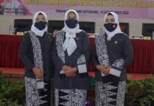 Raih Suara Terbanyak, Eni Diana Pimpin IBI Kabupaten Banyuasin Lima Tahun Mendatang