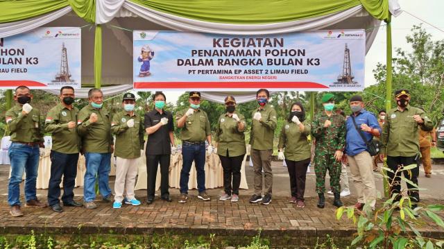Jalin Silaturahmi, PT Pertamina EP Asset 2 Gelar Kunker Ke Pemkab Muara Enim