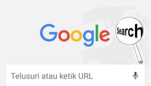 Mendapat peringkat pertama di google search