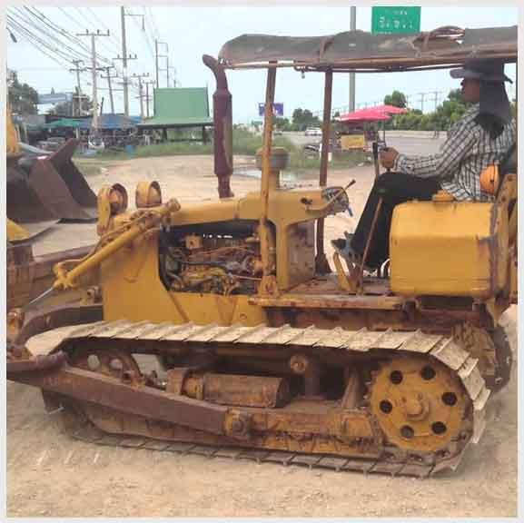 Harga Sewa Bulldozer D20-3 Komatsu