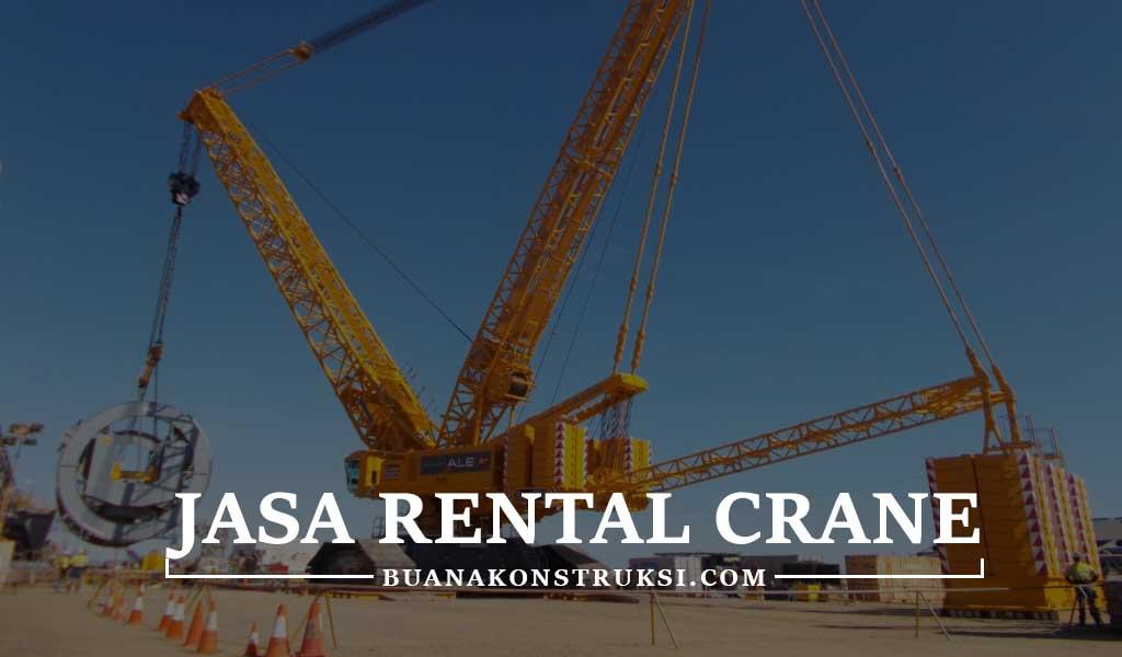 Harga Rental Crawler Crane