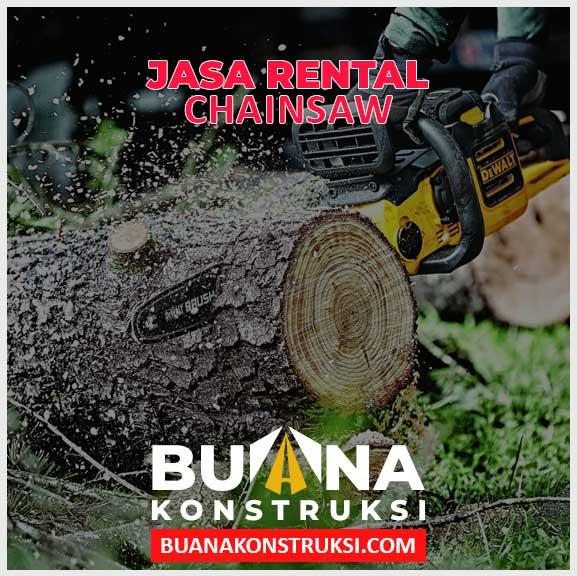Rental Chainsaw