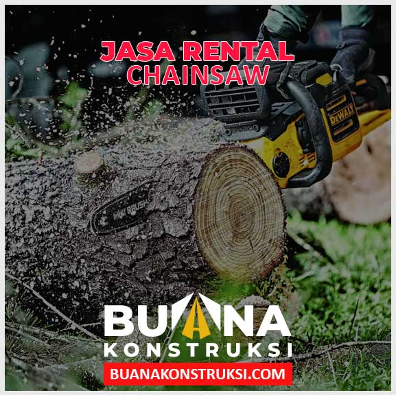 Rental Chainsaw
