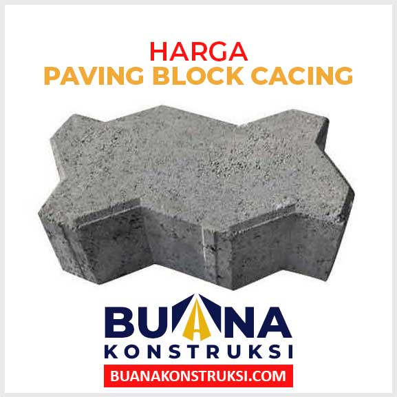 Harga Paving Block Cacing