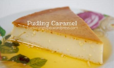 puding caramel