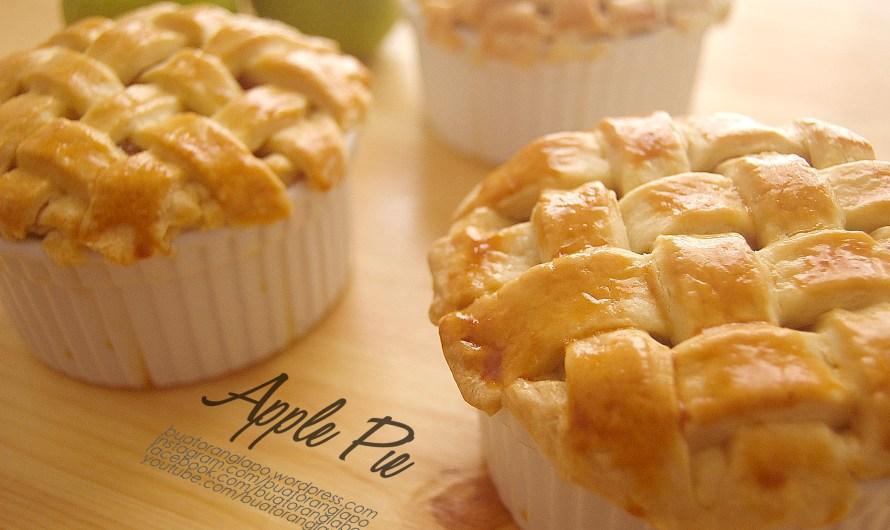 Pai Epal (Apple Pie)