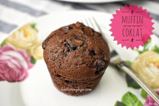 muffin coklat