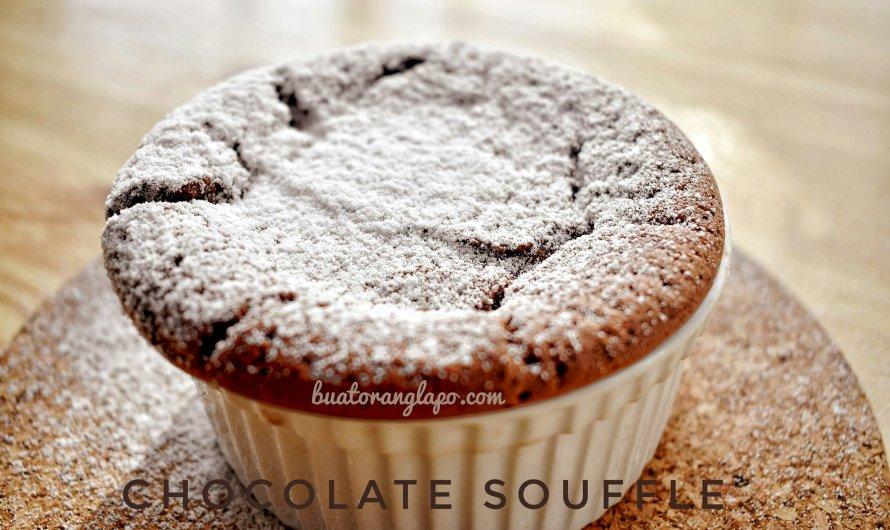 Chocolate Souffle (Coklat Souffle)