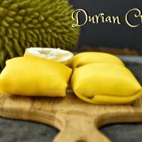 Durian Crepe yang Sedap dan Berkrim