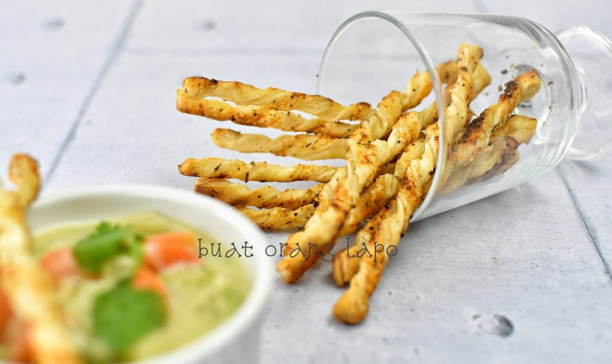 Parmesan Cheese Sticks Rangup Kudapan Sedap