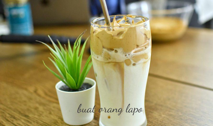 Dalgona Coffee Viral Yang Menggoda Jiwa