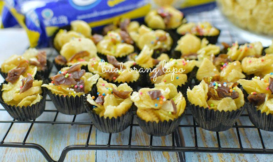 Cornflakes Madu Oreo Yang Rangup Di Setiap Gigitan