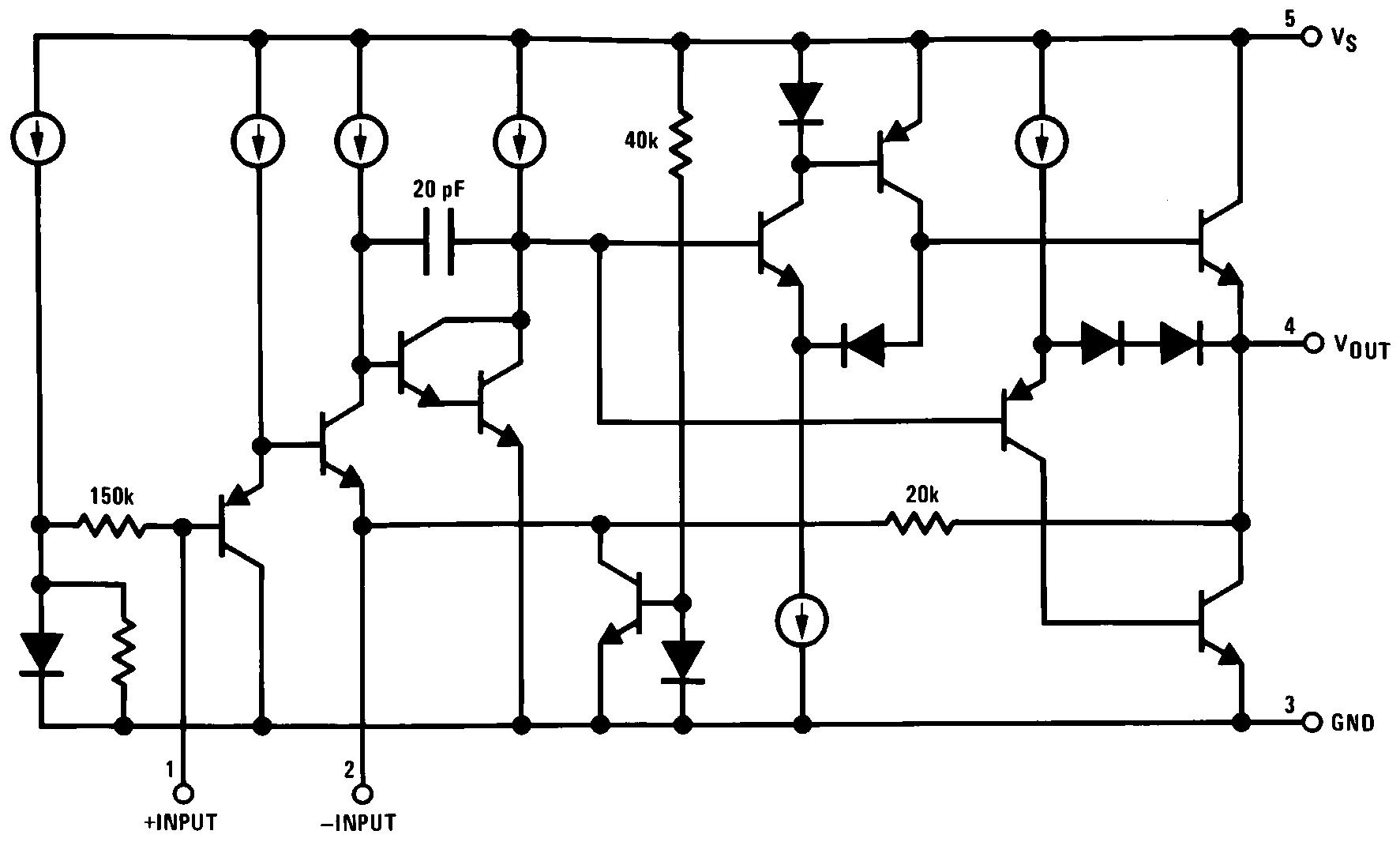 Skema Amplifier 8 Watt Dan 16 Watt Menggunakan Lm383