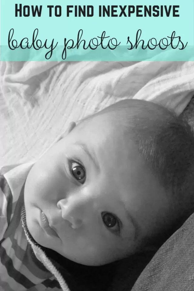 Where to find inexpensive baby photoshoots .- Bubbablue and me