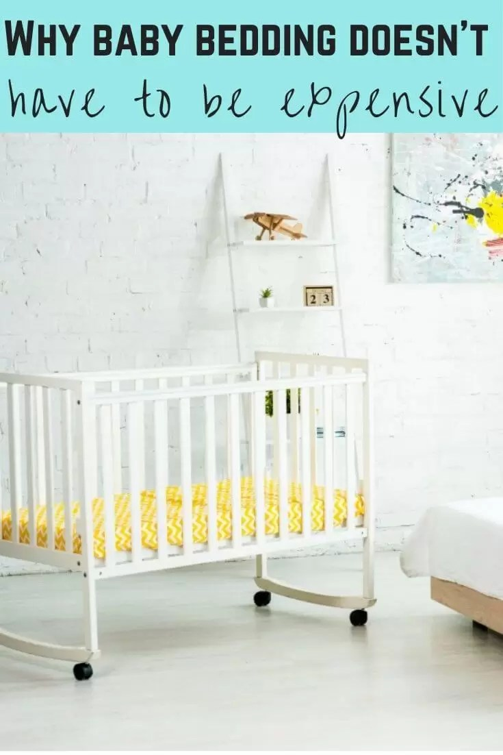 reduce baby bedding expense
