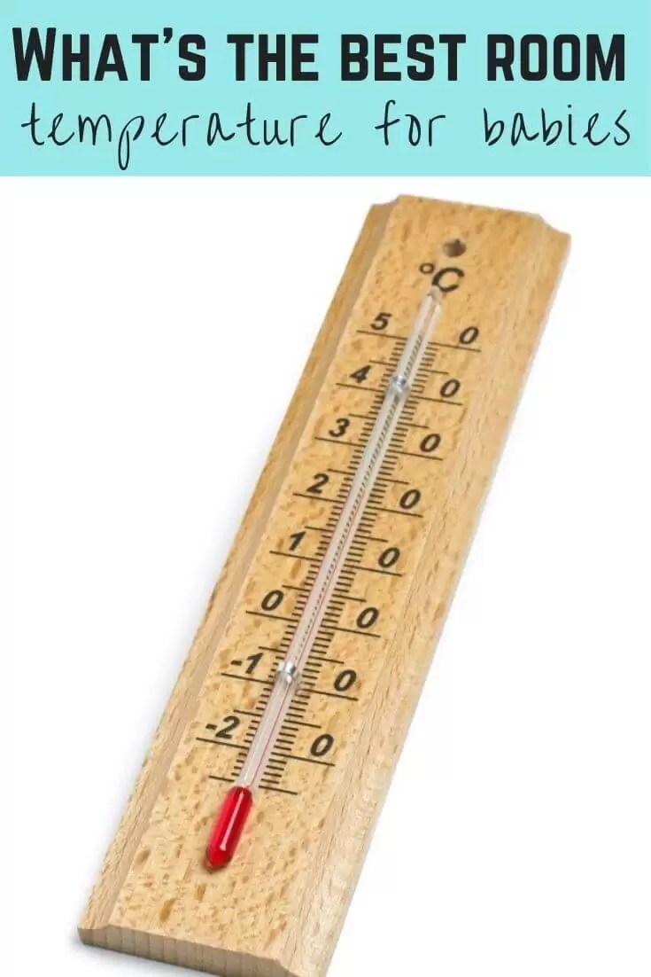 room temperature for babies