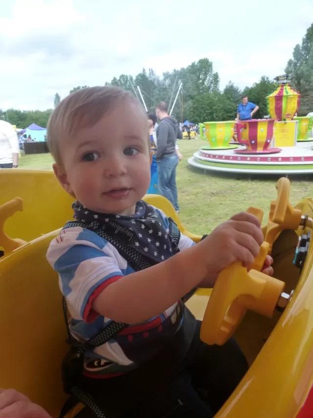 banbury carnival rides