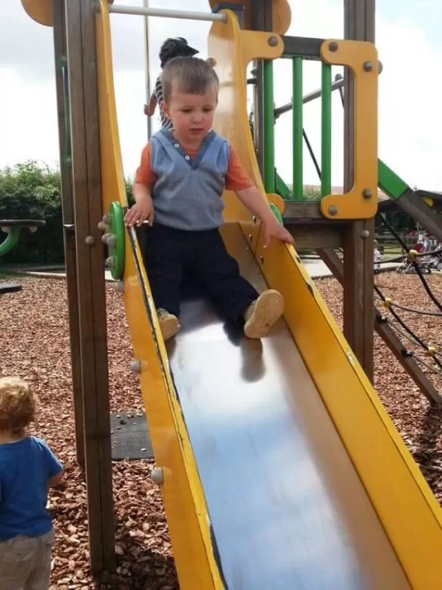 on millets slide