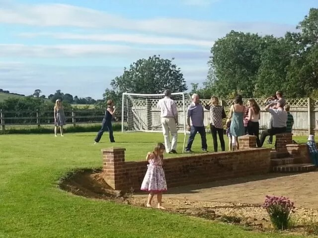 rounders at a party game