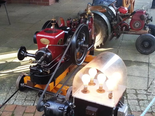 mini steam engines