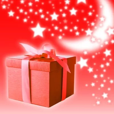 free photo of a gift