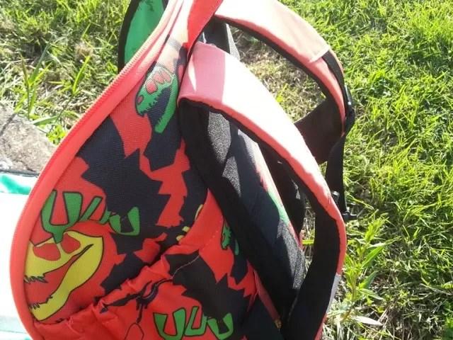 padded back of yuutuu bag