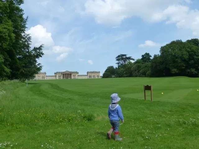 golf course at Stowe 2