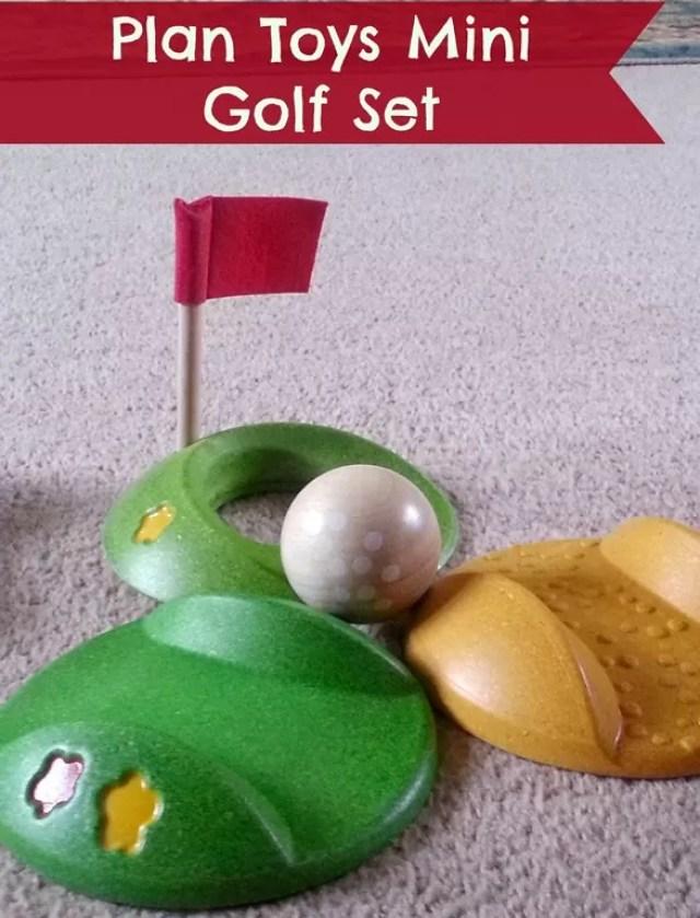 plan toys golf set