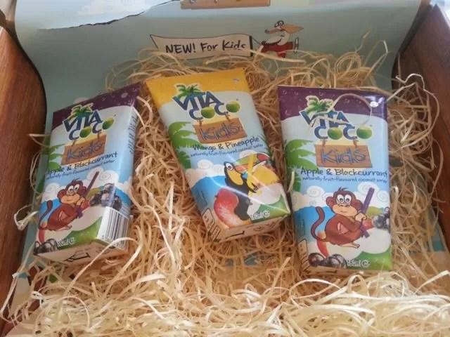 vita coco kids samples
