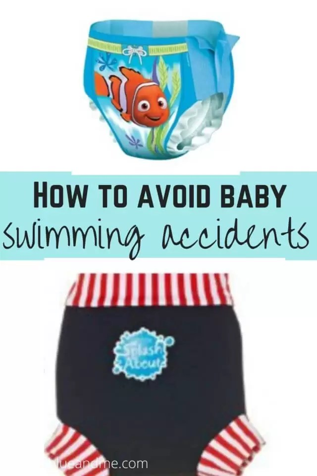 how to baby prevent swimming accidents.