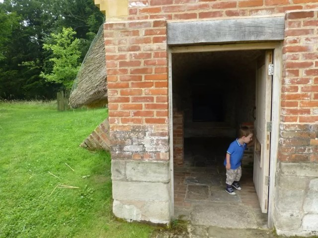 the ice house at compton verney