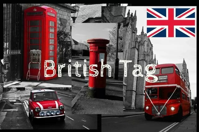 British icons british tag