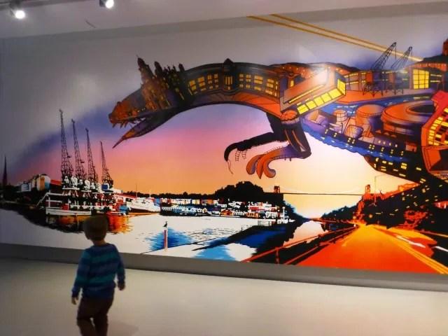 artwork at mshed c