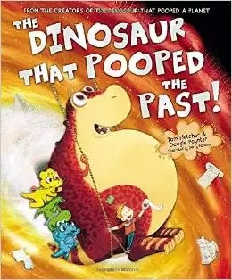 dinosaur that pooped the past